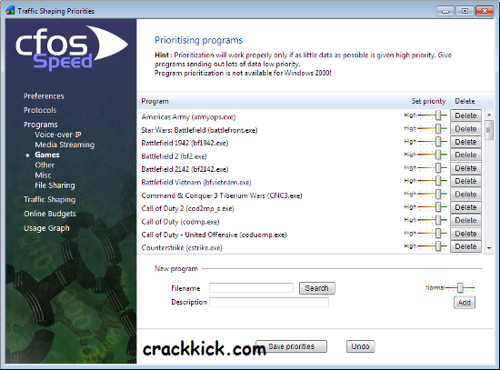 cFosSpeed 12.00 Final Full Crack Keygen Free Download [2021]
