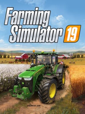 Farming Simulator 19 v1.7.1.0 Crack With Torrent Free Download [Win/Mac]