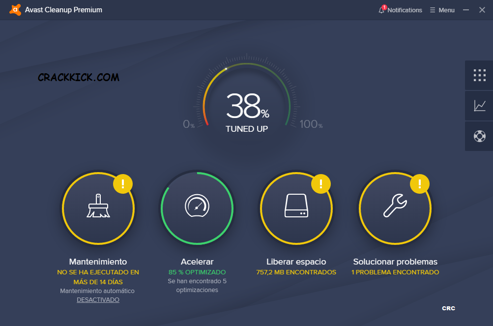 Avast Cleanup Premium 21.7.2481 Crack With License Key Download [Win/Mac]