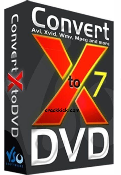 VSO ConvertXtoDVD 7.0.0.69 Crack Torrent With Serial Key Download [Win/Mac]