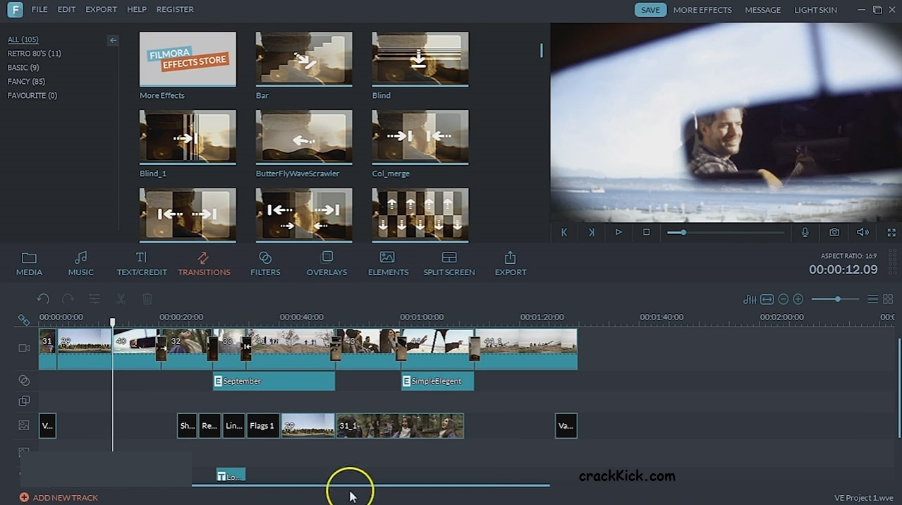 Wondershare Filmora Pro X 10.7.0.10 Crack With Keygen Free Download [Win/Mac]