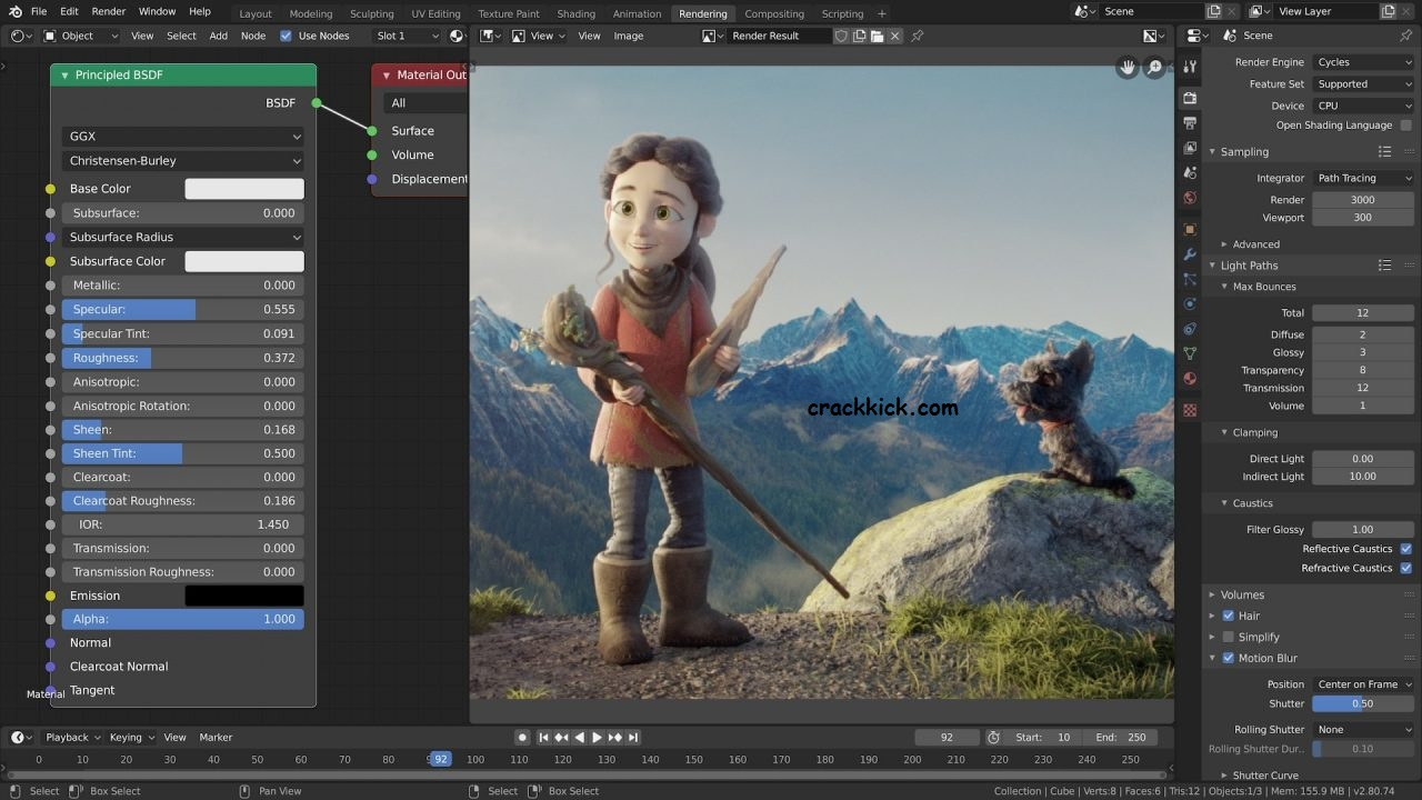 Blender Pro 3 Beta Crack Keygen With Torrent Free Download [Win/Mac]