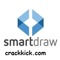 SmartDraw 2021 Crack With Activation Key Free Download [Win/Mac]