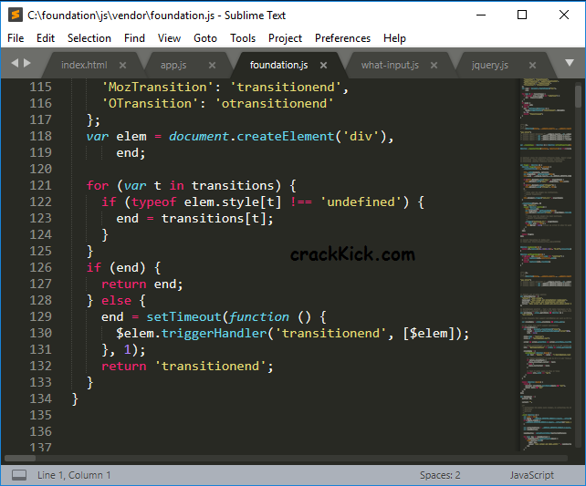 Sublime Text 4 Crack Build 4113 With Serial Key Free Download [Win/Mac]